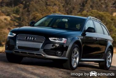 Insurance quote for Audi Allroad in New Orleans