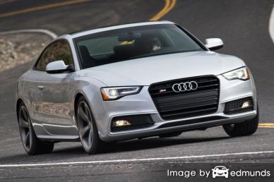 Insurance quote for Audi S5 in New Orleans