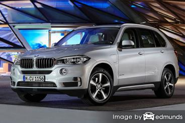 Discount BMW X5 eDrive insurance