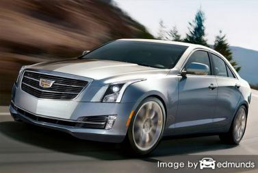 Insurance rates Cadillac ATS in New Orleans