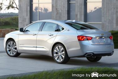 Insurance for Chevy Impala