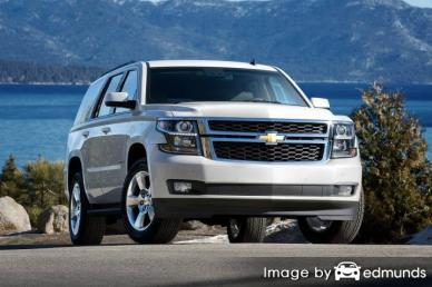 Insurance rates Chevy Tahoe in New Orleans