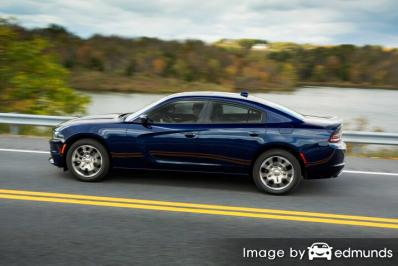 Insurance quote for Dodge Charger in New Orleans