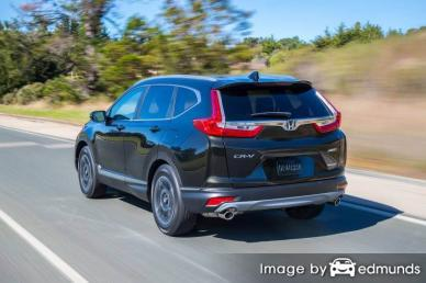 Discount Honda CR-V insurance