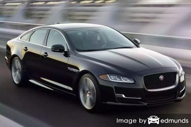 Insurance quote for Jaguar XJ in New Orleans