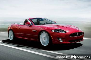 Insurance quote for Jaguar XK in New Orleans