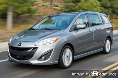 Insurance rates Mazda 5 in New Orleans