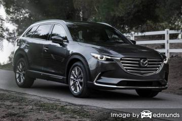 Insurance quote for Mazda CX-9 in New Orleans