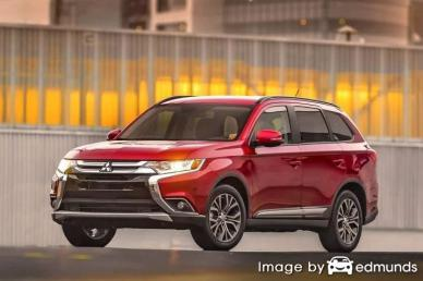 Insurance quote for Mitsubishi Outlander in New Orleans