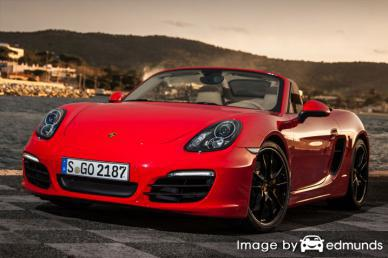 Insurance for Porsche Boxster