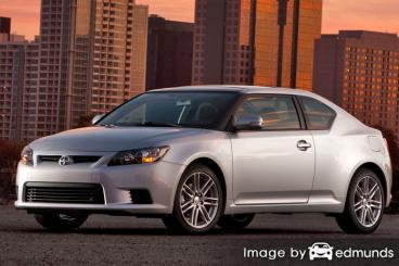 Insurance quote for Scion tC in New Orleans