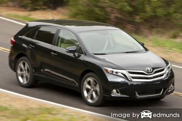 Insurance rates Toyota Venza in New Orleans