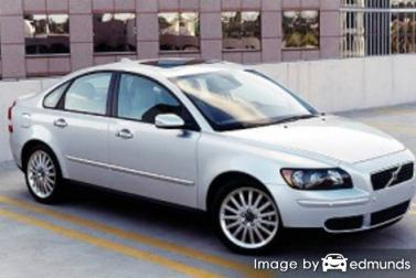Insurance quote for Volvo S40 in New Orleans