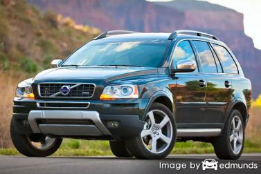 Insurance quote for Volvo XC90 in New Orleans